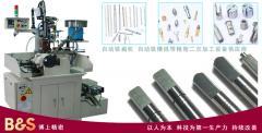 Automatic milling flat machine 自动铣扁机