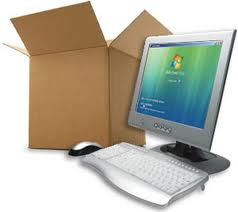 Installation and setup of computers