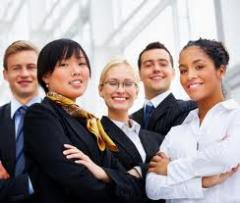 Services of job placement offices