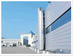 国际展览中心的辉煌发展
