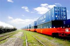 铁路运输到阿拉木图