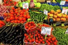 Vegetable marketing