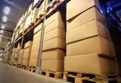 Wholesale of chemical products