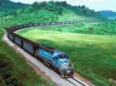 深圳上海至秋明铁路运输