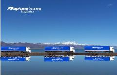 天津上海深圳广州至库尔萨雷铁路运输