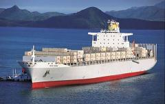 Ocean Shippment