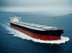 散货船运输