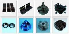 Plastic injection molding parts
