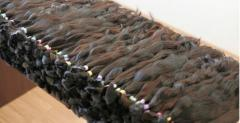 Human hair extensions and lace wigs