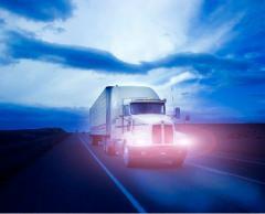 汽车运输 Auto freight
