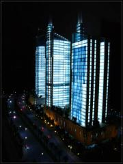 Scale models, architectural models, marketing models