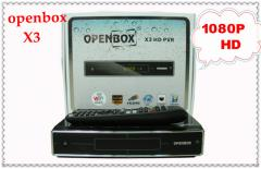 Openbox x3 full hd with youtube for worldwide market
