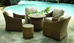 Outdoor furniture/rattan furniture OEM