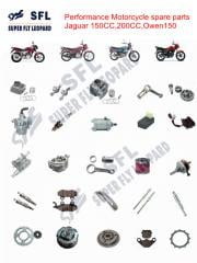 Motorcycle spare parts