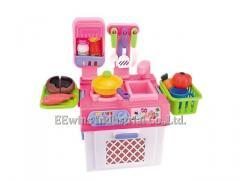 Mini toys kitchenware set