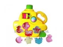 Puzzle blocks toys ship