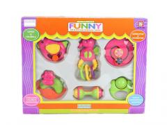 Baby rattles toys