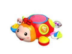 Electronic musical baby toys funny turtle
