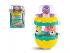 Musical tumbler toys