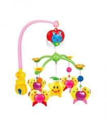 Crib toys wind up musical baby mobiles
