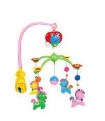 Wind up musical baby mobiles