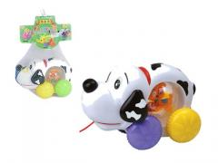 Cable toys dalmatians pet without music