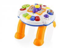 Baby music table study toys