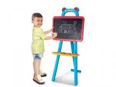Sketchpad study toys frame learning easel 3 in 1