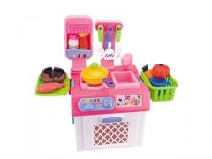 Mini toys kitchenware set