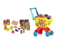 Shopping cart toys