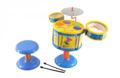 Electronic musical toys Jazz drum