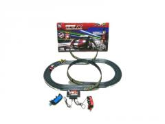 Racing car slot toys 1:64