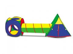 Super tunnel tent play tents
