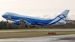 中国-俄罗斯 飞机运输  Chinese - Russian transport aircraft