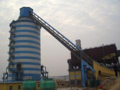 Design, Production, construction, adjustment together of cement kiln.