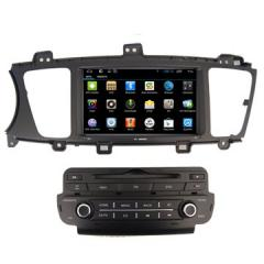 Wholesale Cheap Car Glonass GPS Navigation DVD Radio Player Head Unit KIA K7