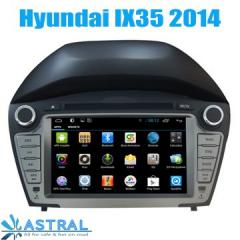 Factory Wholesale Auto Video Systems GPS / Glonass Navigation Hyundai IX35 2014