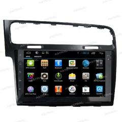 Wholesale Full Touch Car Audio System GPS Multimedia Player VW Golf 7