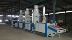Textile waste recycling machine New model XWKS1000-4T