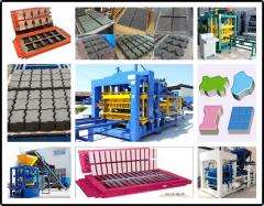 Мы вам предлагаем вибропресс блоков, станки для производства кирпичей с высоком качеством и привлекаемой ценой!!!