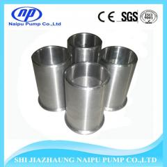 Slurry Pump Shaft Sleeve