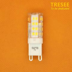 LED Bulb G9 Retrofit Light Lamp Ceramic 3W 2700K