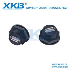 USB2/3 data connector USB waterproof plug socket