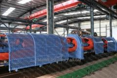 Manufacture cable making machine