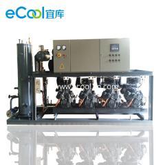 High-Temperature Piston Type Multi-Compressor Unit