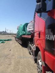 Logística ferroviaria de cargas desmontables