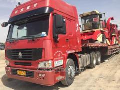 From China to Dushanbe cargo transportation