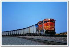 Logistics service from china to Uzbekistan