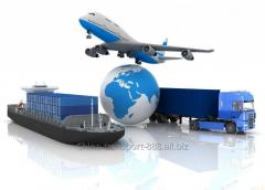 Supply cargo transportion service from China to