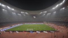 巴塞罗那比北京过啊嗯足球友谊赛